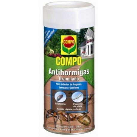 Insecticida antihormigas 300 gr granulado compo