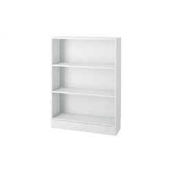 Estanteria basic 107x79x27cm blanco