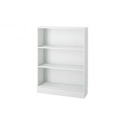Estanteria basic 107x79x27cm blanco