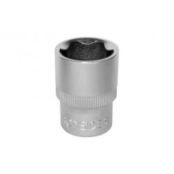 Llave vaso 1/2 cv ironside 20 mm satinado
