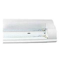 Pantalla led con difusor matel 60 cm 16w luz fria led incluido