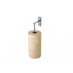 Portarrollos baño reserva colgante manillons eco 40 cm inox