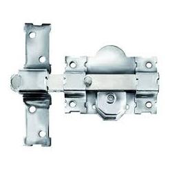 Cerrojo seguridad handlock 01 cilindro exterior niquel