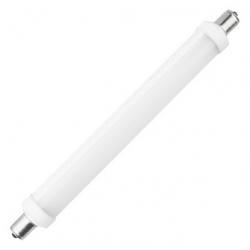 Sofito led aluminio 6w luz fria 280 mm