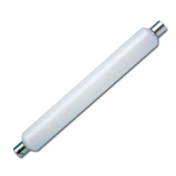 Sofito led aluminio 9w luz calida 310 mm