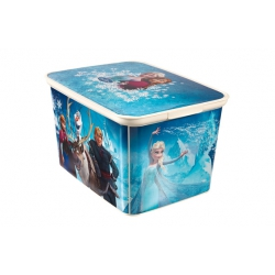 Caja organizadora frozen l 40 x 30 x 23 cm