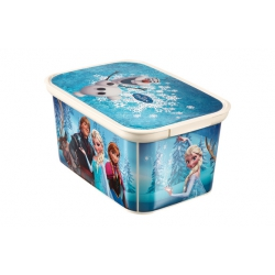 Caja organizadora infantil frozen s 30 x 24 x 14 cm