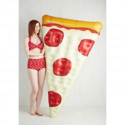 Flotador gigante pizza