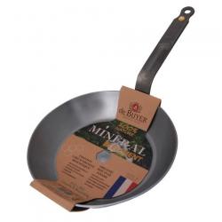 Sarten hierro mineral b de buyer 28 cm