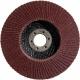 Disco de laminas x571 bosch 125mm grano 40