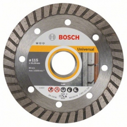 Disco de diamante bosch tronzador 115 x 2 mm