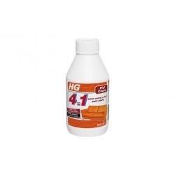 Limpiador para piel y cuero hg 4 en 1 250ml