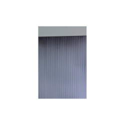 Cortina de puerta cinta 90x210 cristal