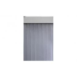 Cortina de puerta cinta 90x210 duero cristal