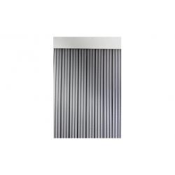 Cortina de puerta cinta 90x210 duero negro cristal
