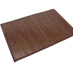 Alfombra de bambu nogal 300 x 200 cm