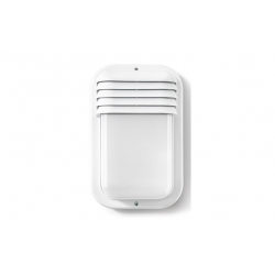 Aplique ecoled e-27 18w vertical blanco