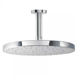 Rociador ducha tres anticalcarea con brazo de ducha a techo 1.34.221