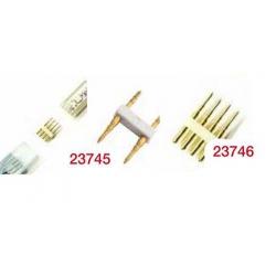 Conectador para tira de led 2 pins 230v