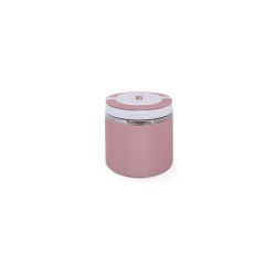 Termo solidos iris lunchbox rosa