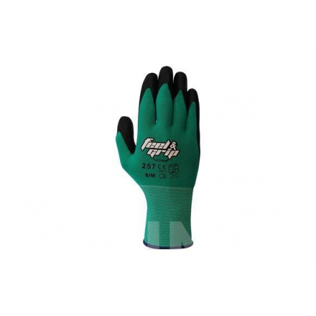 Guante feel and grip anr t-10