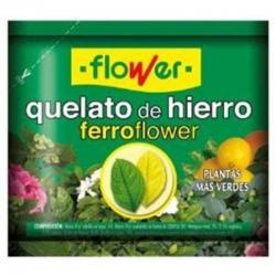 Quelato de hierro soluble ferroflower 30 gr
