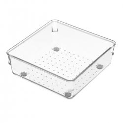 Organizador multiuso poliestireno 15,2x15,2x5.5 cm
