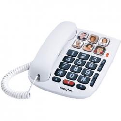 Telefono fijo teclas grandes memo dr