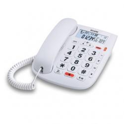 Telefono fijo teclas grandes alcatel momo dr