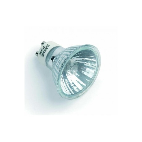 Bombilla dicroica gu10 matel 230v luz calida