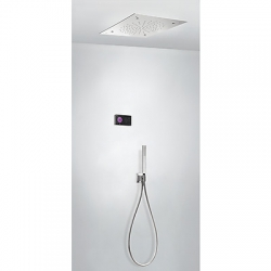 Kit electrónico de ducha termostático empotrado shower technology 4b68c1865a8a
