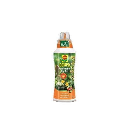Fertilizante cactus 500 ml compo