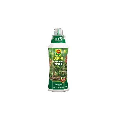 Fertilizante bonsais 500 ml compo