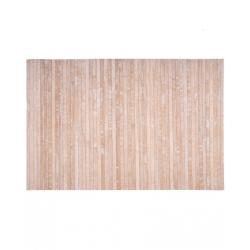 Alfombra de bambu 60x90 cm cool yeso