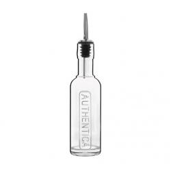 Aceitera vidrio dosificador 0,5 l transparente