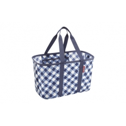 Cesto plegable mini maxi reisenthel azul