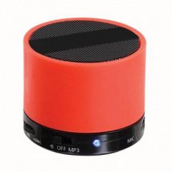 Altavoz bluetooth tes175or clipsonic naranja