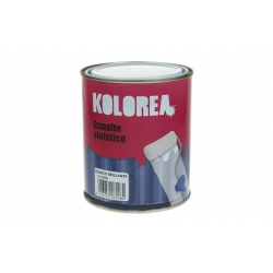 Esmalte brillante kolorea 375 ml gris medio