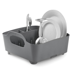 Escurreplatos umbra tub gris