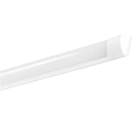 Pantalla led integrado plana 60 cm 16w luz fria