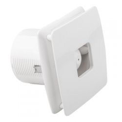 Extractor de baño kuken 15w 100mm blanco