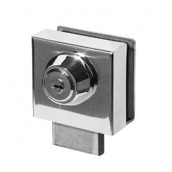 Cierre lyf pl-302 para puertas de cristal llave puntos