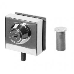 Cierre lyf pl-301 para puertas de cristal llave puntos