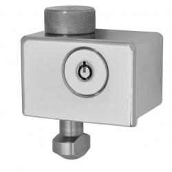 Cierre lyf pd-tgm para puertas metalicas enrollables llave puntos