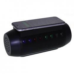 Altavoz sin cable amplificador con luces