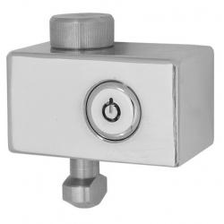 Cierre lyf pd-tr para puertas metalicas enrollables llave puntos