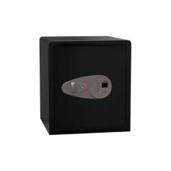 Caja fuerte superficie biometrica
