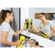 karcher wv 2 plus + kv 4 vibrapad