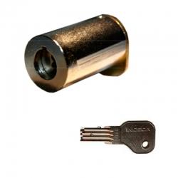 Cilindro inceca para modelos 208 209 con llave plana