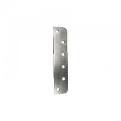 Suplemento cierre inceca para cerraduras de sobreponer cromado